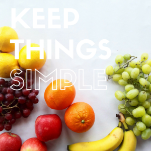 Weigh Loss Keep Things Simple Wexford